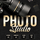 Photo Studio Flyer Template V1 - GraphicRiver Item for Sale