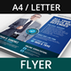 Law Firm and Law Office Flyer - GraphicRiver Item for Sale