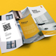 Simple Trifold Brochure - GraphicRiver Item for Sale