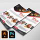 Fastfood Restaurant Flyer Ads - GraphicRiver Item for Sale