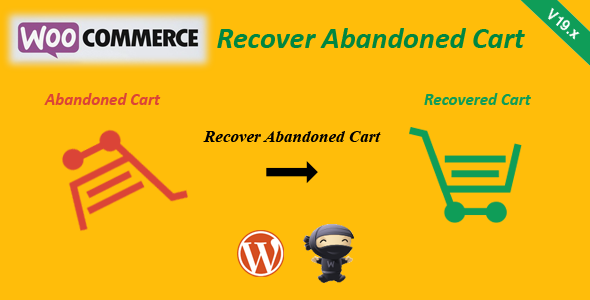 WooCommerce Recover Abandoned Cart - CodeCanyon Item for Sale