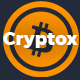 Cryptox - Bitcoin Digital Cryptocurrency Template