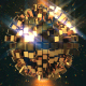 Gold Disco Ball - VideoHive Item for Sale