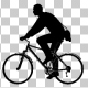 Bicycles Silhouette Animation - VideoHive Item for Sale