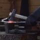 Blacksmith at Work - VideoHive Item for Sale