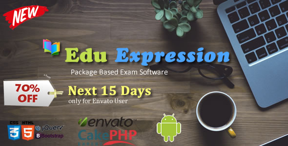 CodeCanyon EduEx Online Exam Software Elite 21244976