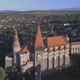 Flying Over Medieval Castle In Transylvania - VideoHive Item for Sale