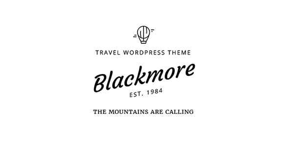 Blackmore - Responsive WordPress Travel Blog / Magazine Theme - Blog / Magazine WordPress