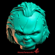 Chucky for 3D printing 3D model