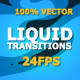 Funny Liquid Transitions - VideoHive Item for Sale