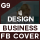 Facebook Cover - 4 Design - GraphicRiver Item for Sale