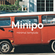 Minipo Creative Powerpoint Template