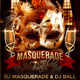 Masquerade Ball Flyer Template - GraphicRiver Item for Sale
