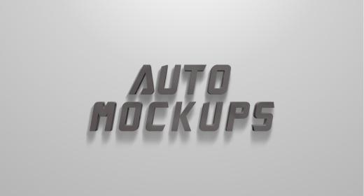 Auto Mockups