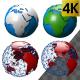 World Globe 02 - VideoHive Item for Sale
