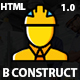 B Construction - Construction Building Company - ThemeForest Item for Sale