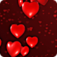 Red Hearts Valentines - VideoHive Item for Sale