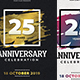 Anniversary Celebration Flyer - GraphicRiver Item for Sale