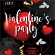Valentines Flyer 2 - GraphicRiver Item for Sale