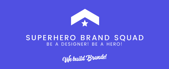 Superhero brand squad profile