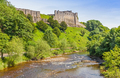 Richmond Castle and the River Swale - PhotoDune Item for Sale