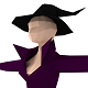 Lowpoly Witch model by NikaSeraphim