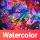 120 Watercolor Backgrounds - GraphicRiver Item for Sale
