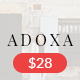 Adoxa - WordPress Blog Theme