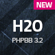 H2O - Action / Gaming Responsive phpBB 3.2 Theme - ThemeForest Item for Sale