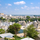 Panoramic view of Alberobello town - PhotoDune Item for Sale