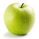 wet green apple - PhotoDune Item for Sale