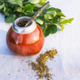 Yerba mate drink and leaves - PhotoDune Item for Sale