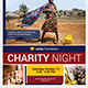 Charity Event Flyer - GraphicRiver Item for Sale