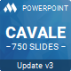 Cavale - Multipurpose Powerpoint Presentation Template - GraphicRiver Item for Sale