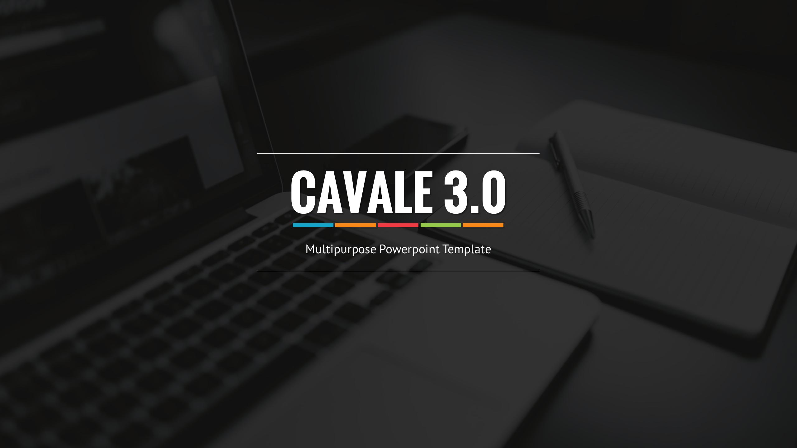Cavale multipurpose powerpoint presentation template by m duarte business powerpoint templates slide 001 alramifo Images