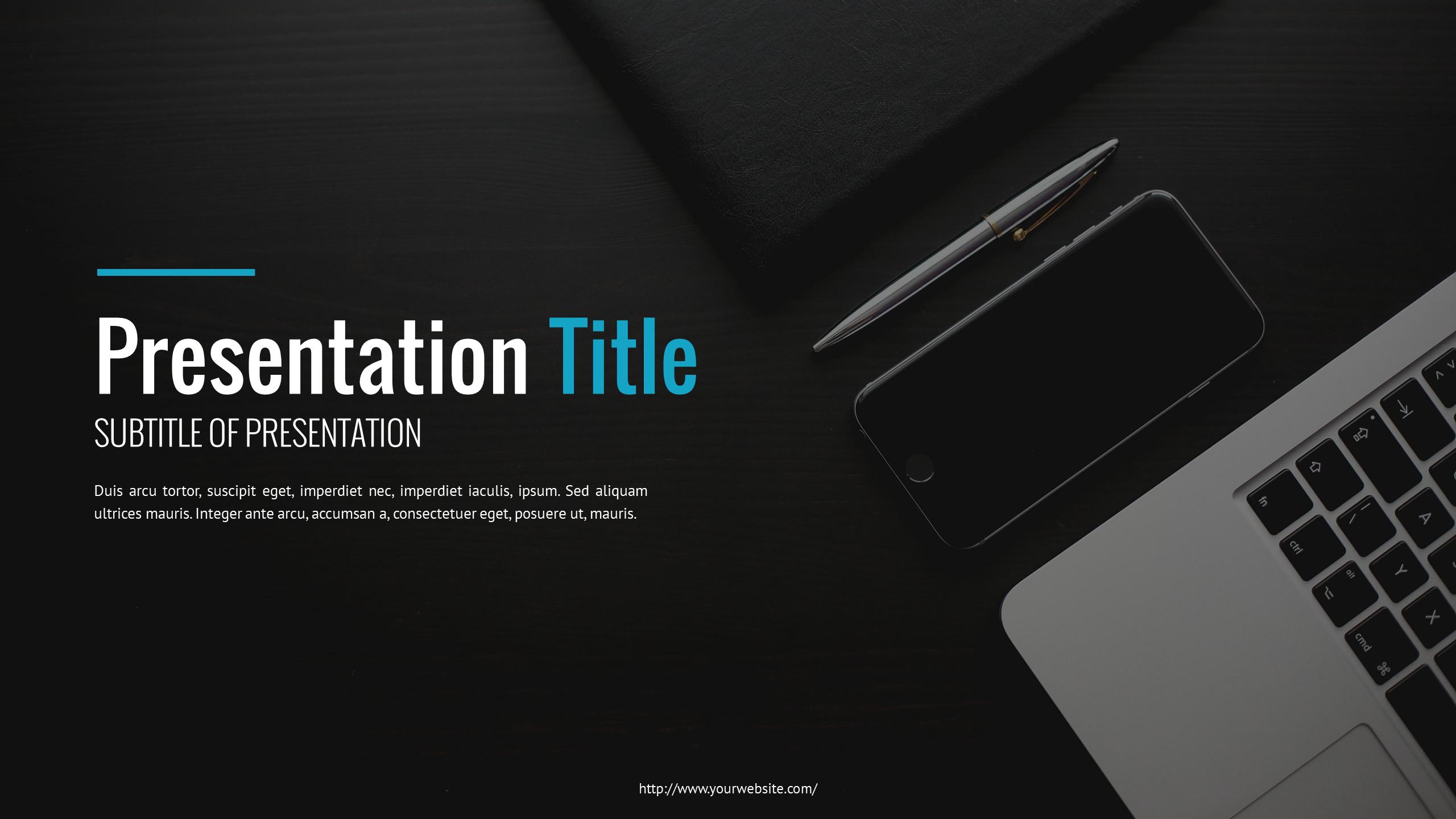 Cavale multipurpose powerpoint presentation template by m duarte slide 001 toneelgroepblik Image collections