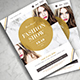 Fashion Show Flyer 01 - GraphicRiver Item for Sale