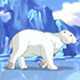 Big White Polar Bear in Arctic - VideoHive Item for Sale