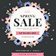 Spring Sale Event Flyer - GraphicRiver Item for Sale