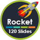 Business Rocket Powerpoint Presentation