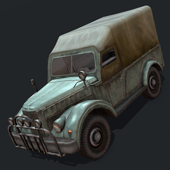 Gaz69 - 3DOcean Item for Sale