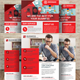 Corporate Business Bundle 2 in 1 Flyer
