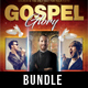 Gospel Flyer Templates - GraphicRiver Item for Sale