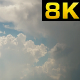 Background Mixed Clouds - VideoHive Item for Sale