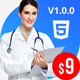 Medicsplus - Onepage Responsive Html Template