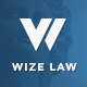 Law Services | Lawyer & Attorney Business Website - WizeLaw - ThemeForest Item for Sale
