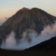 Mountain Landscape with Sunrise. Bali,Indonesia - VideoHive Item for Sale