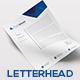 Letterhead Template - GraphicRiver Item for Sale