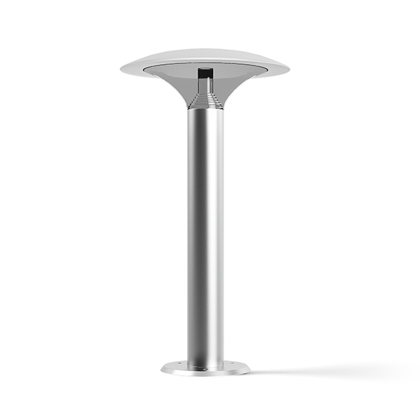 Exterior Standing Lamp 3D Model - 3DOcean Item for Sale