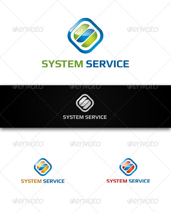 SYSTEM SERVICE - 3d Abstract